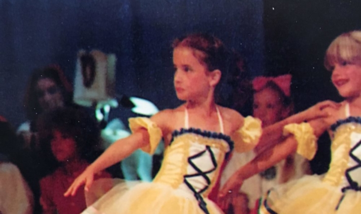 What My Ballet Teacher Really Taught Me