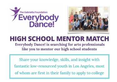 Mentor Match Meets Transformation!