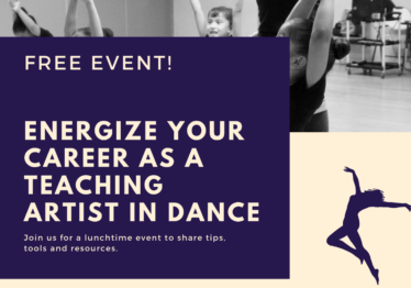 Free Teaching Artist Training!
